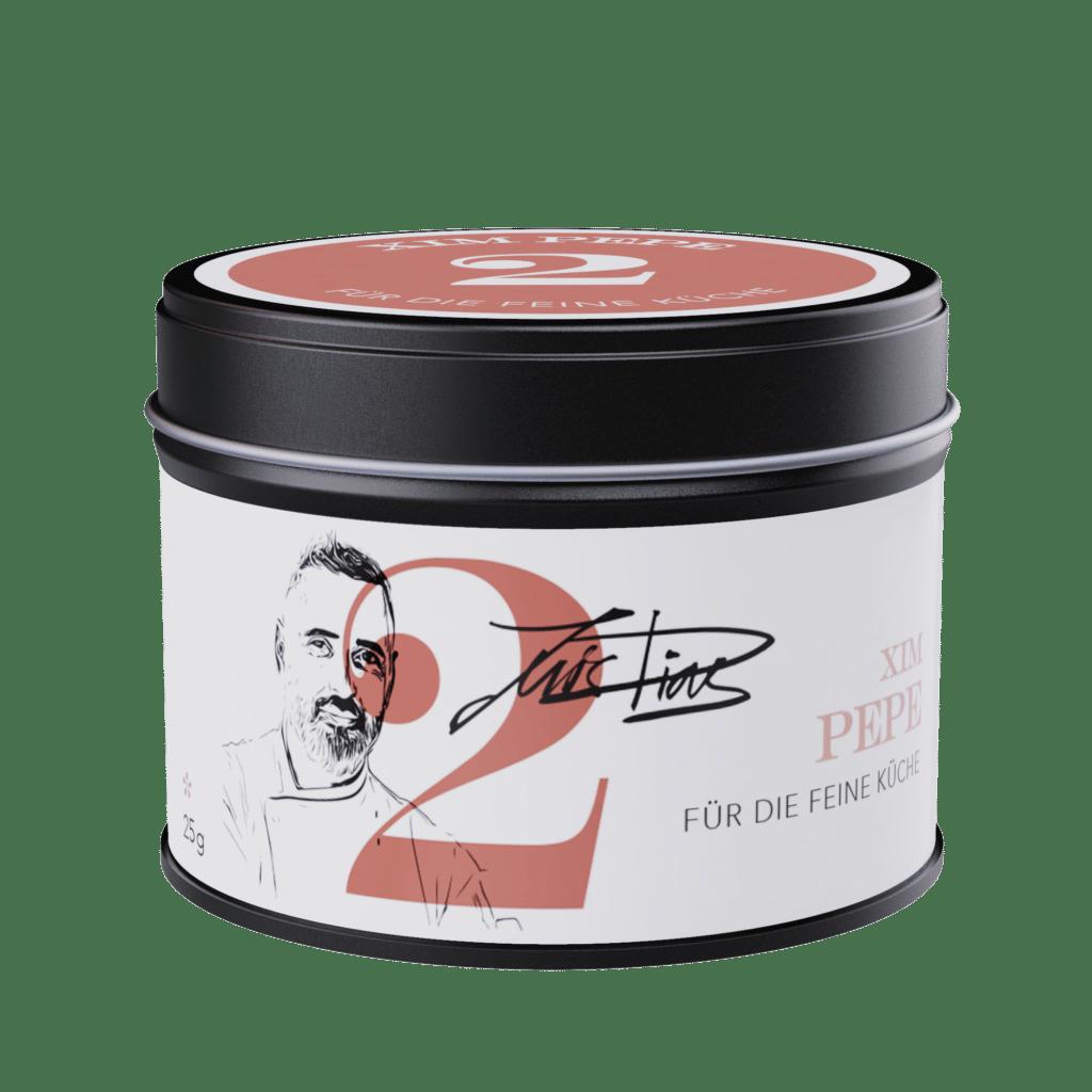 Pfeffer Mix Xim Pepe N° 2 - Luis Dias Gewürze
