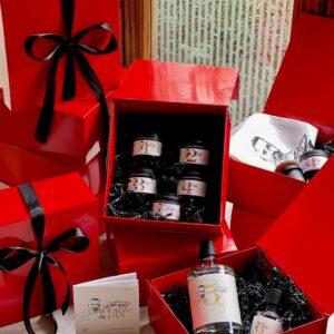 Geschenkebox rot - Luis Dias Onlineshop