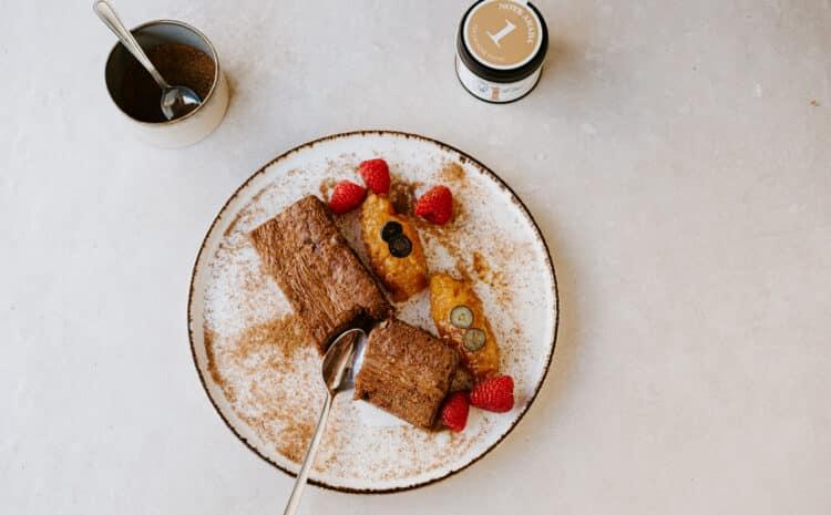 Rezept: Walnuss Brownies
