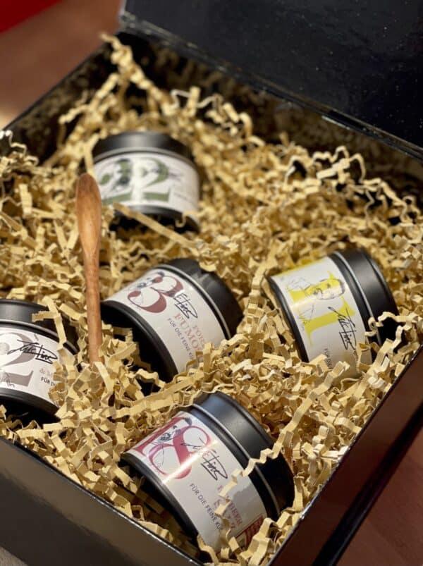 Geschenkbox 2 mit Magnetverschluss