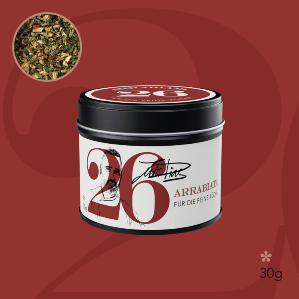 BBQ Rub N° 25 Luis Dias Gewuerze