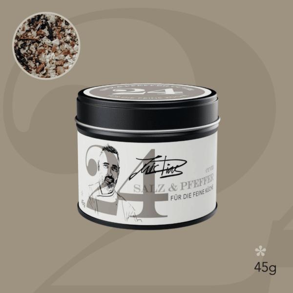 Salz Pfeffer Cuvee N° 24 Luis Dias Gewuerze